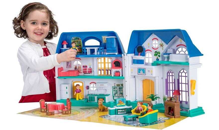 Effects of Doll Houses on a Child Development