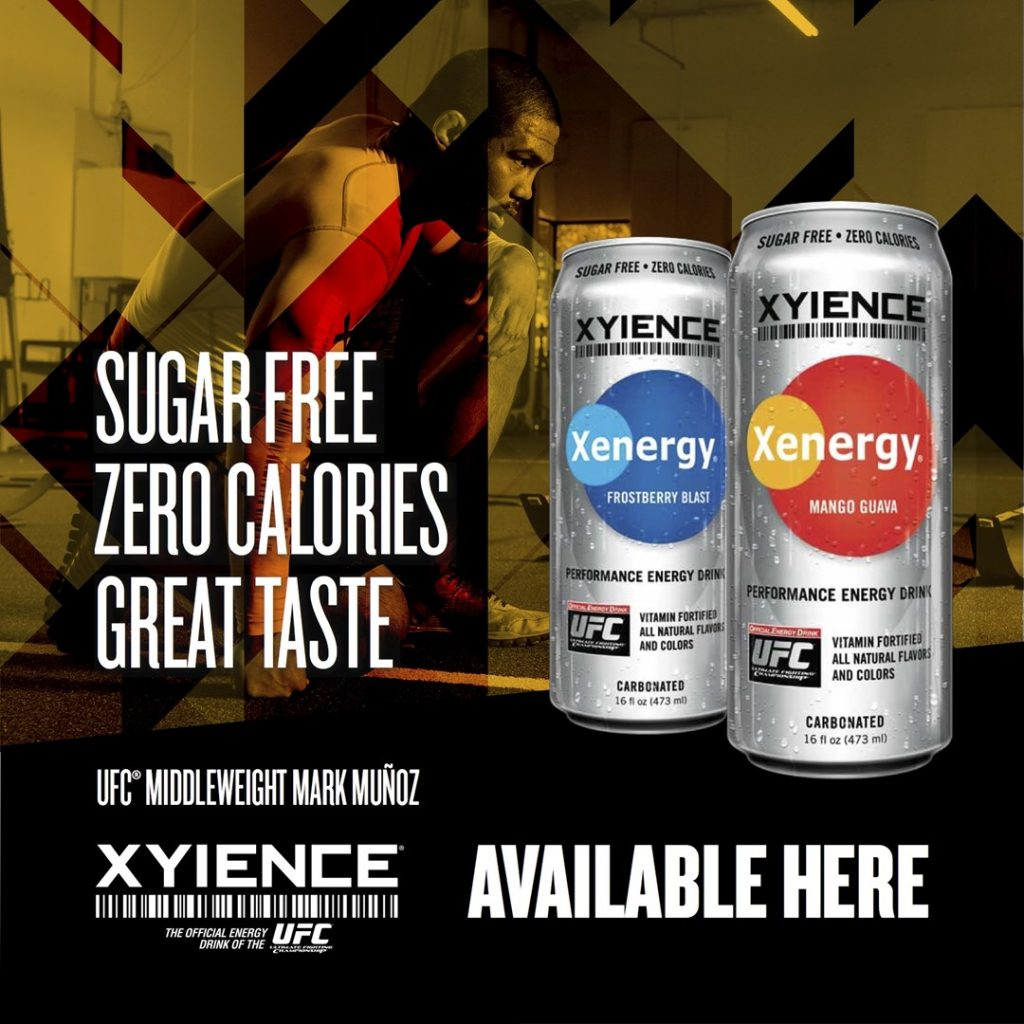 xyience drink power